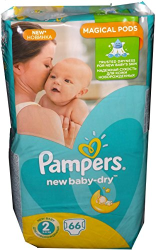 Pampers New Baby gr 2 mini 66 VP Minus