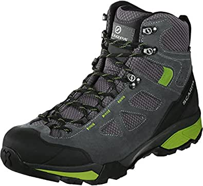 Scarpa ZG Lite GTX Shoes Men Dark Gray/Spring 2019: Amazon