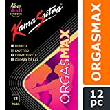 Kama Sutra Orgas Max 4-in-1 Condoms - 12 Count