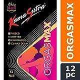 Kamasutra Orgasmax 12s - 4 in 1 Condoms - Variety packs (1)