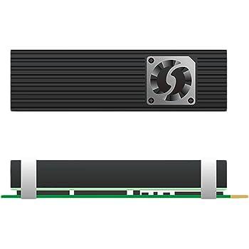 Star glotrends Passif NVMe M.2 Dissipateur Cooler Radiateurs pour 2280 SSD M.2