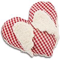 °° Kirschkern-Kissen Herz mit Engelsflügel preisvergleich bei billige-tabletten.eu