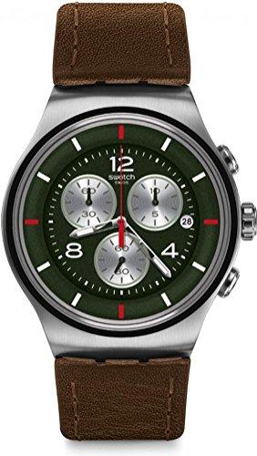 Swatch BAMBOO SPEED YOS457 Reloj de Pulsera para hombres