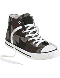 Stiefelparadies - Zapatillas de casa Mujer color Negro talla 36 Flandell vGZ6YGXYS4