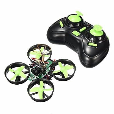 Eachine E010C Micro FPV Racing UFO Quadcopter Drone With 800TVL 40CH 25MW VTX 1/3 ''CMOS FPV Camera Mini Nano Remote Control Quadcopter Drone Mode 2