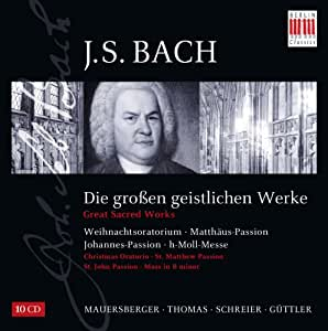 Great Sacred Works (Thomas) [10cd]