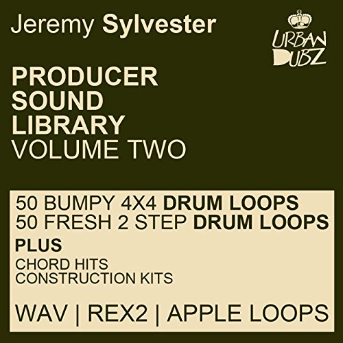 Jeremy Sylvester Producer Sound Library Vol. 2 - features an awesome array ok UK Garage, 2 Step, Bumpy 4x4 Loops & Deep House samples and loops in high quality 24 Bit WAV, Rex2 and Apple Loops.