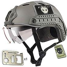 Worldshopping4u Tactique Airsoft En Haut Armure Protecteur Kevlar