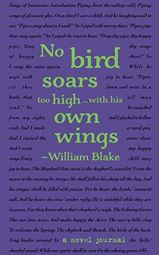 A Novel Journal: William Blake (Compact) (Novel Journals) por William Blake