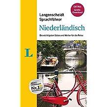 """Langenscheidt Sprachführer Niederländisch - Buch inklusive E-Book zum Thema """"Essen & Trinken"""": Die wichtigsten Sätze und Wörter für die Reise"""