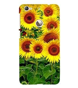 EPICCASE the sunflower Mobile Back Case Cover For LeEco Le 1s Eco (Designer Case)