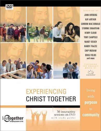 Experiencing Christ Together: 36 Interactive Sessions on DVD with Study Guides by Brett Eastman (2005-03-08)