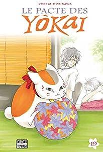 Le pacte des yôkai Edition simple Tome 19