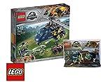 Lego Jurassic World Blue's Hubschrauber-Verfolgungsjagd 75928 30382 Jurassic World Polybag Baby Velociraptor