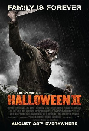 Import Posters Halloween 2 - H2 - U.S Movie Wall Poster Print - 30CM X 43CM Brand New