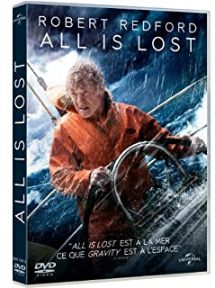 All Is Lost by Robert Redford