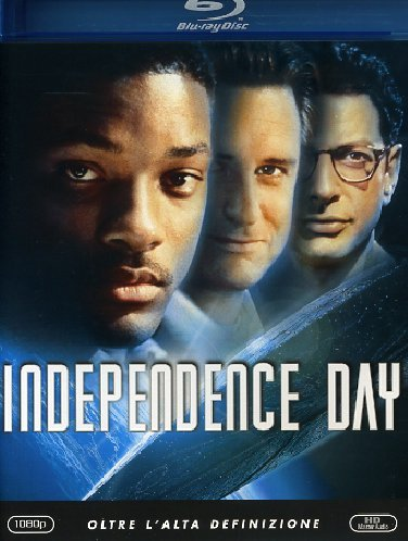 Independence day [Blu-ray] [IT Import]