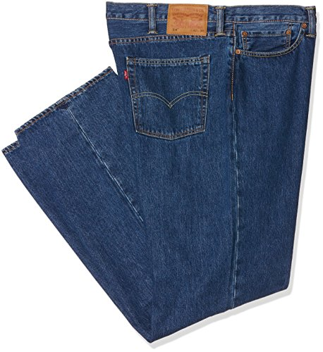 Levi Strauss & Co Herren 514 Jeans, Blau (Stonewash 95978), 38/30(UK) (Stonewash Slim Fit Jeans)