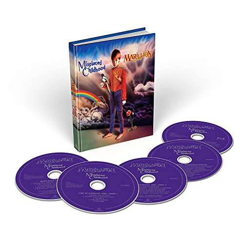 Marillion: Misplaced Childhood (Deluxe Edition) (4 CDs, 1 Blu-ray Box-Set) (Audio CD)