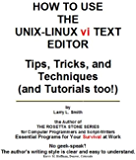 How to Use the Unix-Linux vi Text Editor (English Edition)