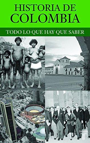 Historia de Colombia por Luis Enrique Rodriguez  Lopez