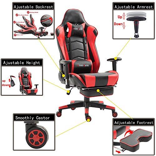 Storm Racer Gaming Stuhl - 2