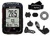 Bryton Aero, 60T Ordinateur GPS-Mixte Adulte, Noir, M