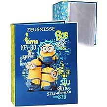 "/"" Zeugnisse /"" /_ /"" Samt /& Velours Effekt Ringbuch // Zeugnisringbuch A4 Terr"