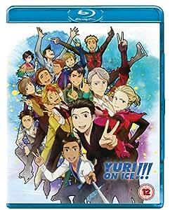 Yuri!!! On Ice - The Complete Series [DVD + Blu-ray] [2018]