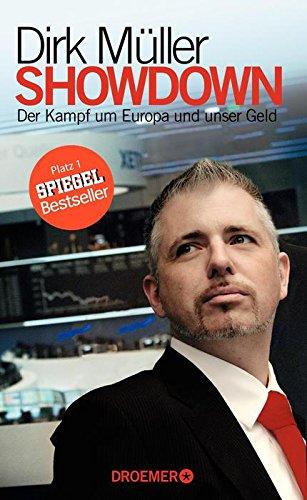 Buchseite und Rezensionen zu 'Showdown: Der Kampf um Europa und unser Geld' von Dirk Müller
