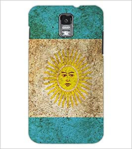 PrintDhaba SUN D-5174 Back Case Cover for SAMSUNG GALAXY S5 (Multi-Coloured)