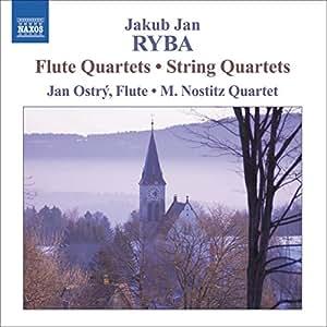 Flötenquartett/Streichquartett