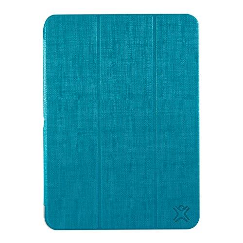Micro Folio SGT4-MF10-23 Schutzhülle für XtremeMac Galaxy Tab 4 25,4 cm (10 Zoll), ultradünn, Blau Micro Folio