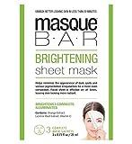Masque Bar Illuminante Foglio Maschera - 3S - Masque Bar Brightening Sheet Mask - 3s