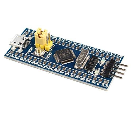 HALJIA STM32F103C8T6 Arm ccortex-m3 STM32 Minimale System Board 3,3 V Development Board Modul für Anfänge