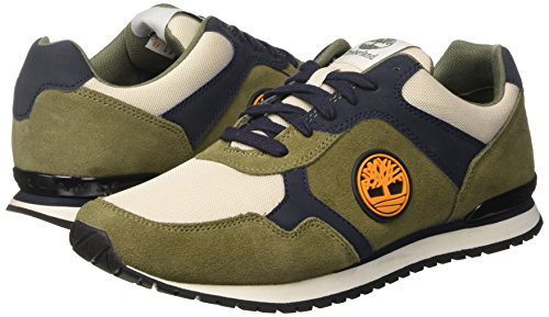 timberland retro runner scarpe stringate oxford uomo
