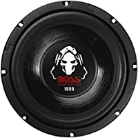 BOSS Audio P80DVC Phantom 8 Zoll 1000 Watt Subwoofer