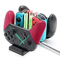 Nintendo Switch 4 in 1 Charger Stand