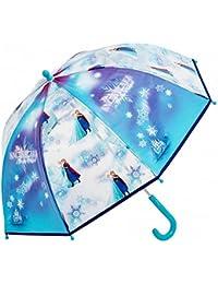 Disney Frozen - PVC Paraguas de los Niños Snowflake Anna ...