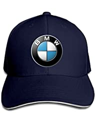 yhsuk BMW Sandwich Peaked Hat/Cap Marina