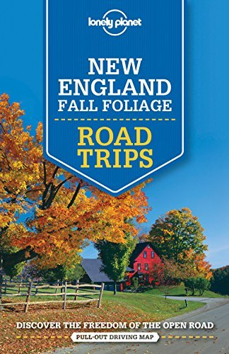 Portada del libro Lonely Planet New England Fall Foliage Road Trips (Travel Guide) by Lonely Planet (2016-05-17)