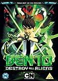 Ben 10: Destroy All Aliens (DVD + UV Copy) [2012]