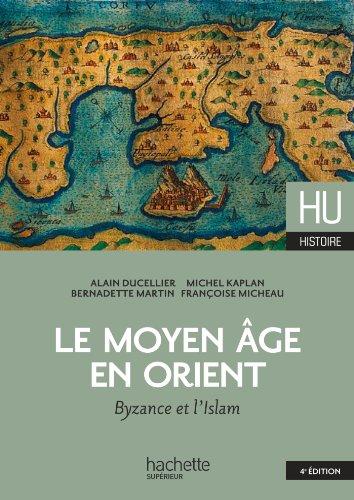 LE MOYEN AGE EN ORIENT
