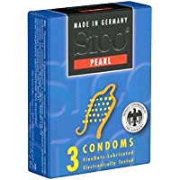 Sico Pearl - 3 Kondome preisvergleich bei billige-tabletten.eu