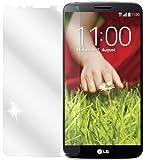 dipos I 2X Schutzfolie klar passend für LG Optimus G2 Folie Bildschirmschutzfolie