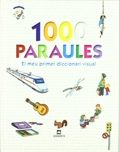 1000 paraules: El meu primer diccionari visual (Àlbums il·lustrats)