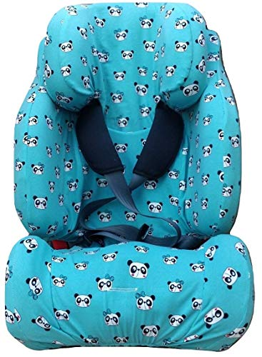 Funda Klippan Triofix Recline/Triofix Comfort Pandas