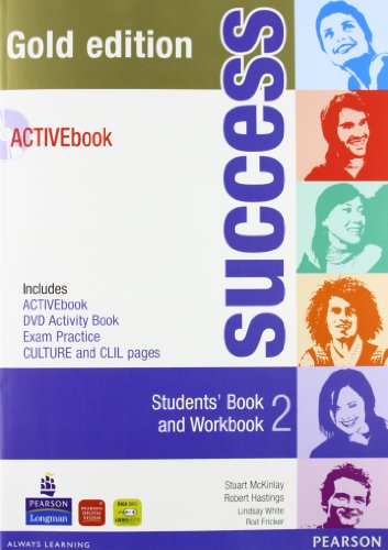Success Gold Edition. Students' Book and Workbook, Audio CD, ACTIVEbook: 2