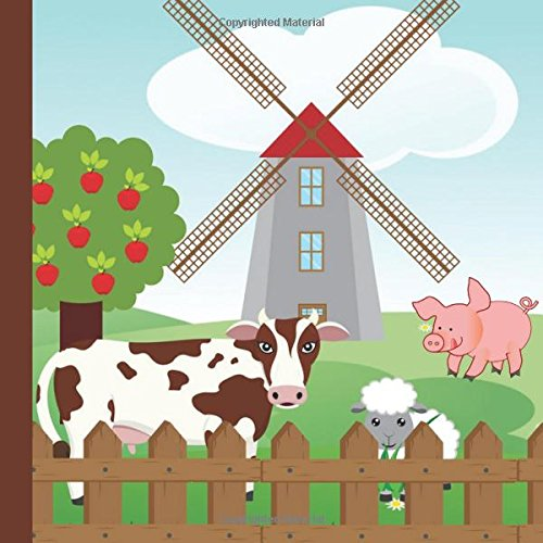 est Book: Plus Printable Farm Themed Party Invitations,Thank You Cards & Gift Tracker Plus Picture Pages for a Lasting Memory ... Party Decorations,Farm Themed Party Supplies) ()