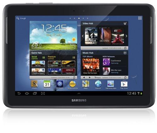 Samsung Galaxy Note 10.1 GT-N8000EAADBT WiFi + 3G(25,7 cm (10,1 Zoll) Tablet (ARM Cortex A9, 16GB interner Speicher, 5 Megapixel Kamera, Android 4.0) grau - Tablet 2012 Samsung